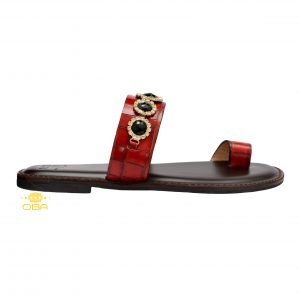 OBA Esther Sandal RED